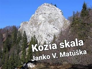 Balada Kozia skala
