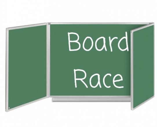 Hra Board Race