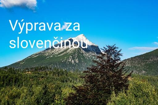 Cesta do stredu slovenčiny
