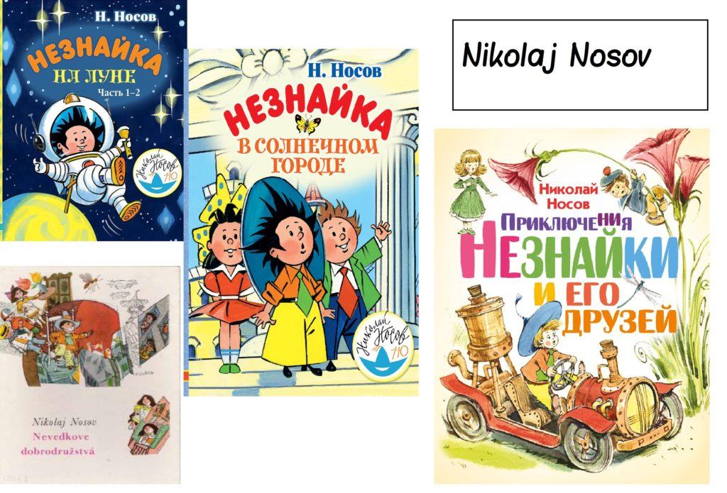 Svet detského čitateľa – Nikolaj Nosov